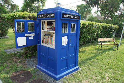 little-libraries tardislib