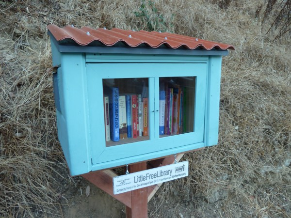 little-libraries teal-lib
