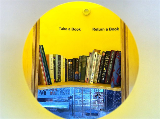 little-libraries yellowlib2