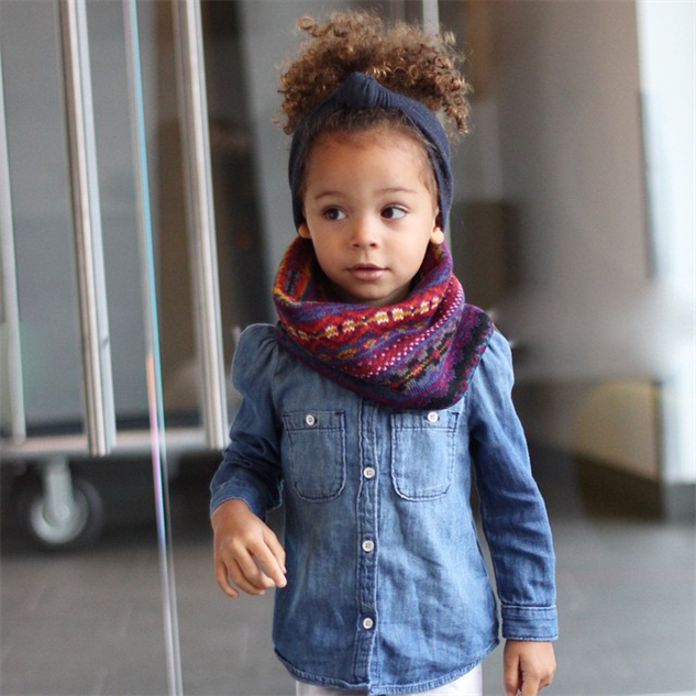 Tiny Fashion Blogger Dresses Better Than You
