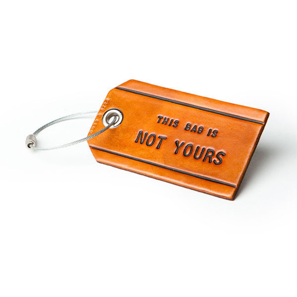 Luggage Tags 1ownerandfred