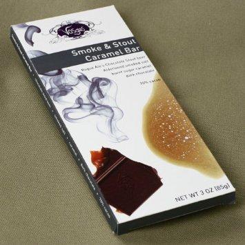 made-from-beer smoke-caramel-bar
