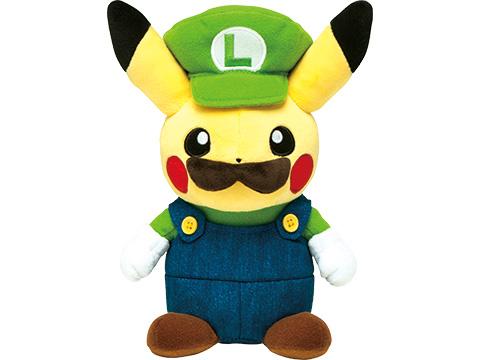 mario-pikachu luigi-pikachu-stuffed