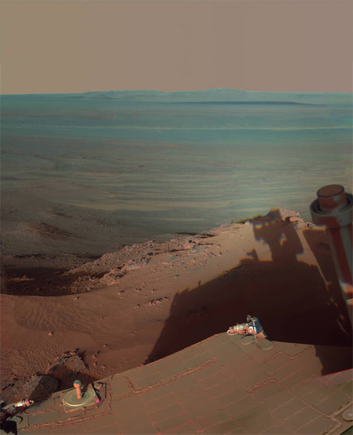mars-rovers opportunity