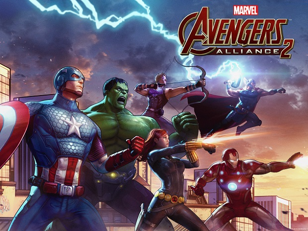 Marvel: Avengers Alliance 2 Now Available :: Games :: News ...