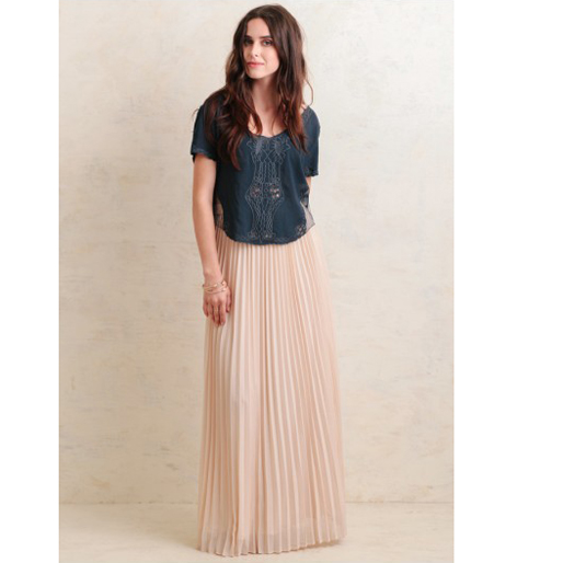 30 maxi skirts to take you from summer to fall style