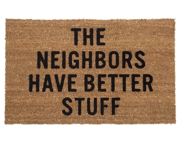 message-doormats neighbor