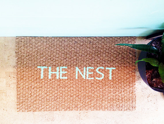 message-doormats nest