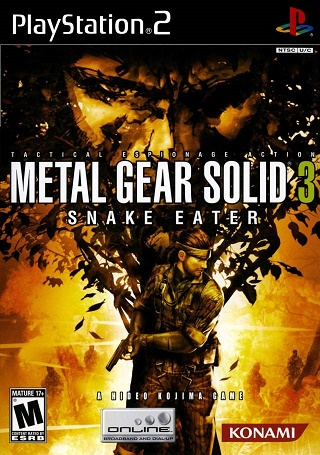 metal-gear metal-gear-solid-3-box