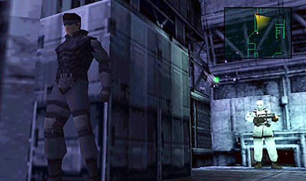 metal-gear metal-gear-solid