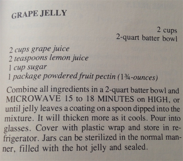 microwave-cookbook grape-jelly