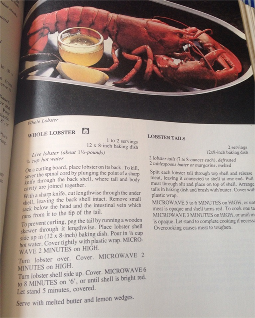 microwave-cookbook whole-lobster