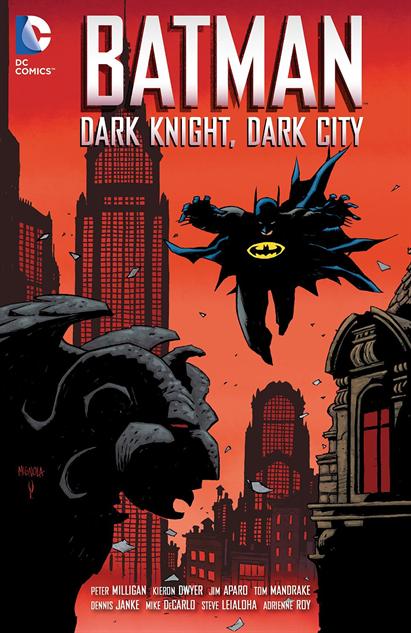 milligan batman-dark-knight-dark-city-tp