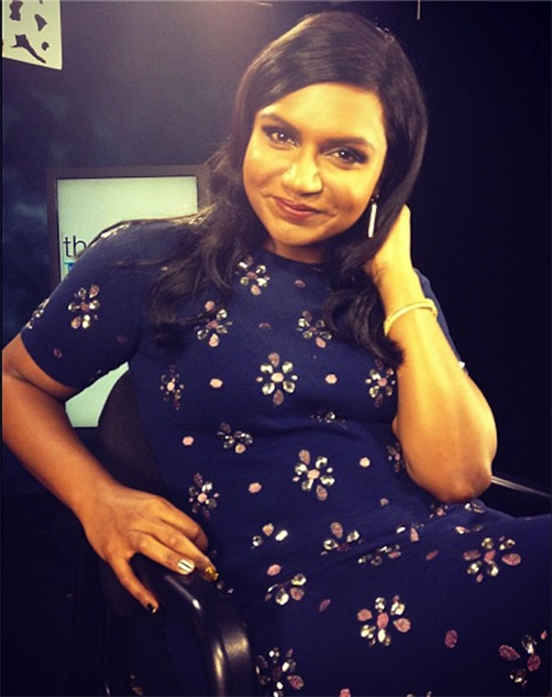 How To Recreate Mindy Kaling S On Screen And Off Fashion