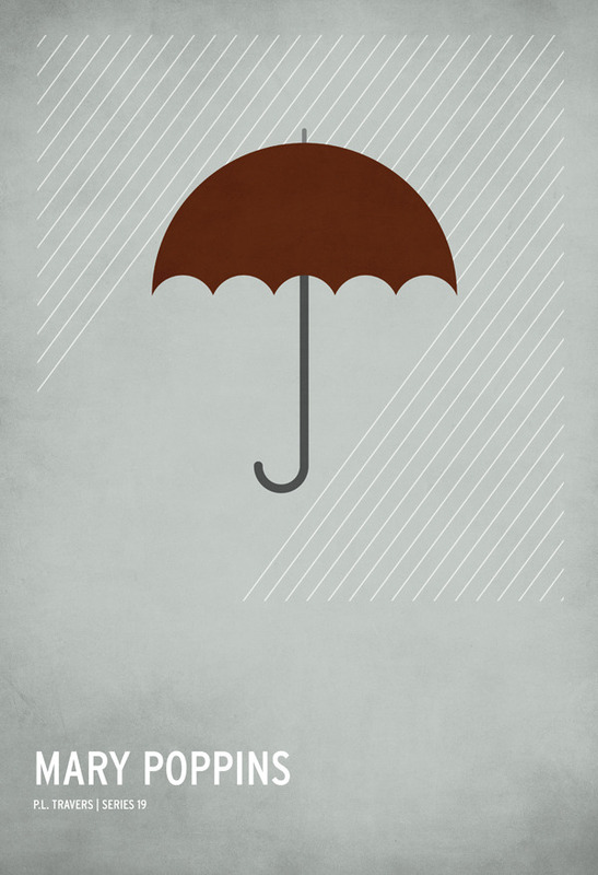 Minimalist Book Cover Art : Books reimagined with a minimalist flair