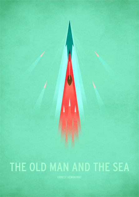 Minimalist Book Covers Classic : Classic books illustrated with a minimalist twist