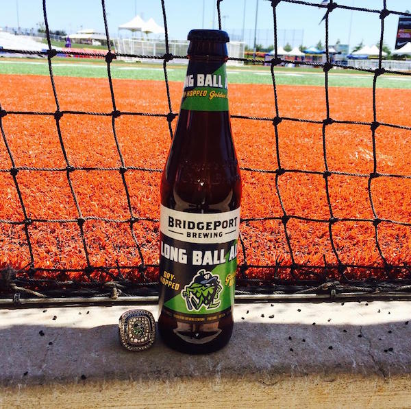 minor-league-beer bridgeport-long-ball