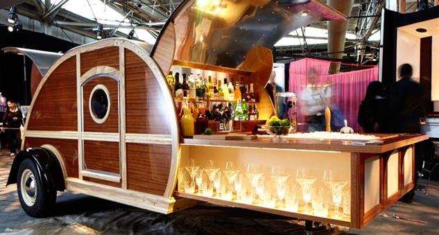 Beer Trucks Keg Bikes And Van Bars Drink Galleries