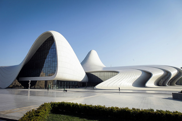 The Bucket List 7 Modern Marvels Of Architecture Travel