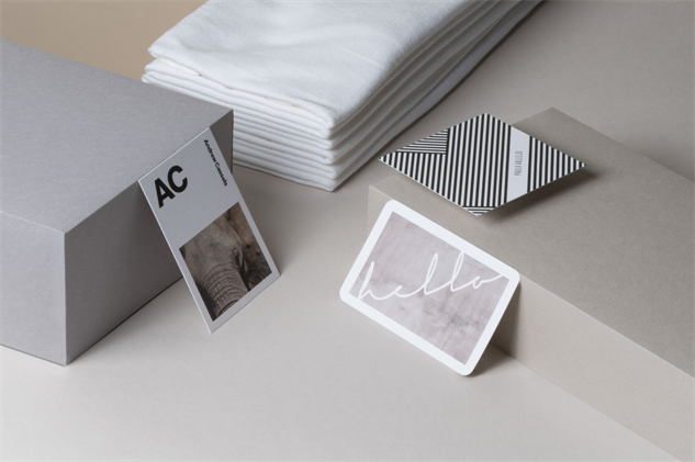 moos business cards