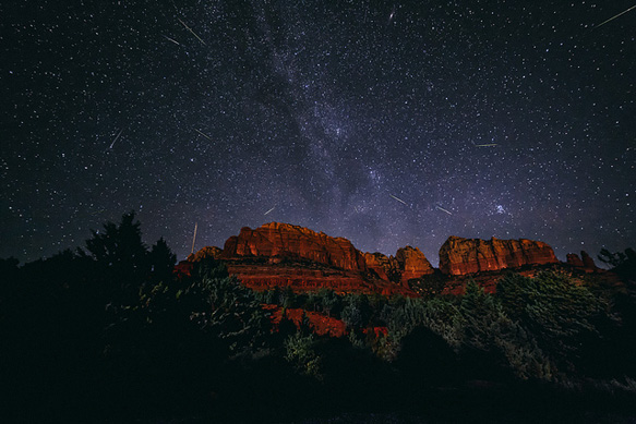 moonlight-travel sedona-night-skies