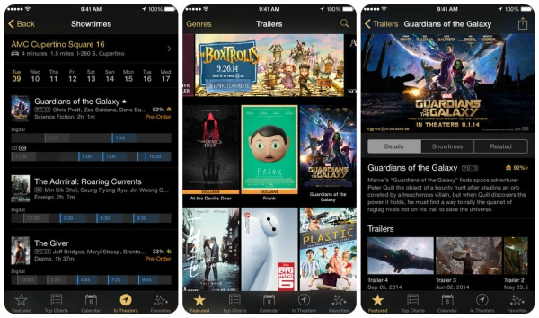 movieapps itunes