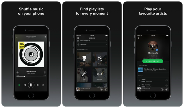 music-listening spotify