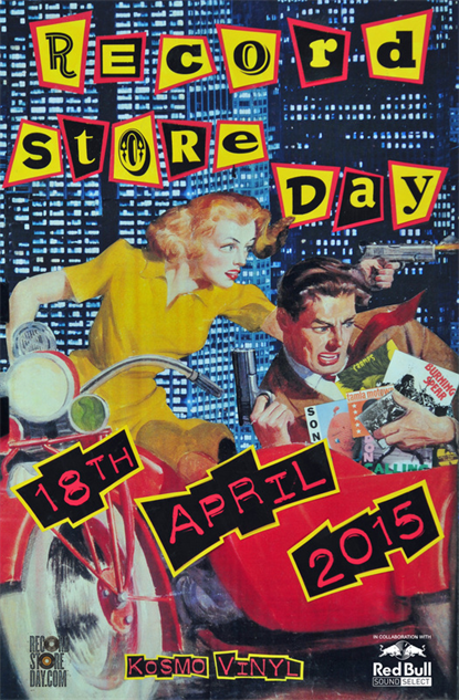 music-posters record-store-day-2015-kosmo-vinyl