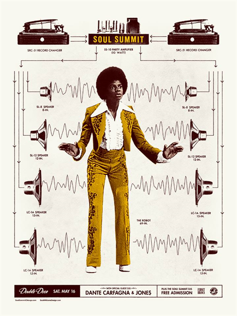 music-posters soul-summit