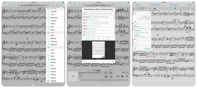 musicians-apps forscore