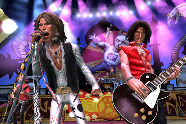 musicians-in-videogames aerosmith-guitar-hero-list