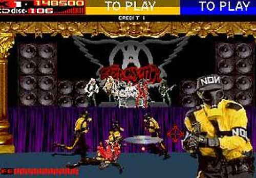 musicians-in-videogames aerosmith-revolution-x-list