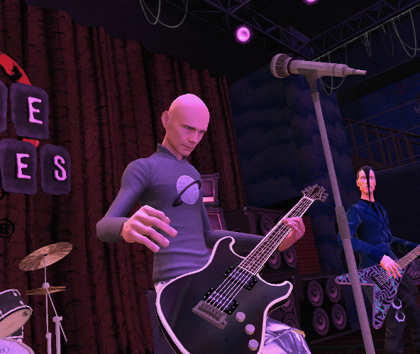 musicians-in-videogames billy-corgan-guitar-hero