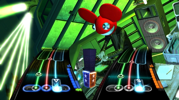 musicians-in-videogames deadmau5-dj-hero-list