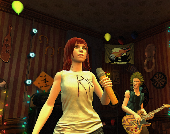 musicians-in-videogames hayley-williams-guitar-hero