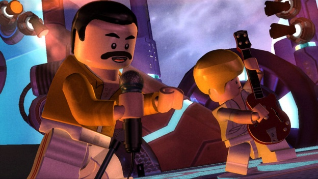 musicians-in-videogames lego-queen-rock-band