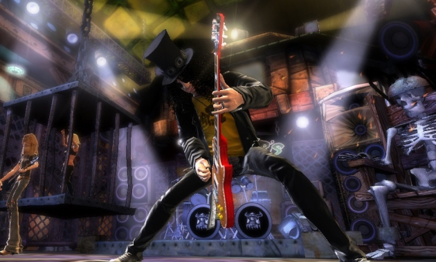 musicians-in-videogames slash-guitar-hero