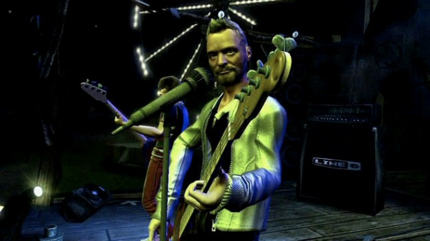 musicians-in-videogames sting-guitar-hero