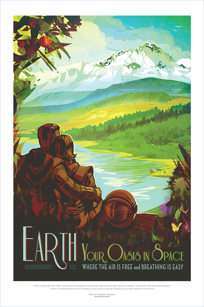 nasa-jpl-posters earth