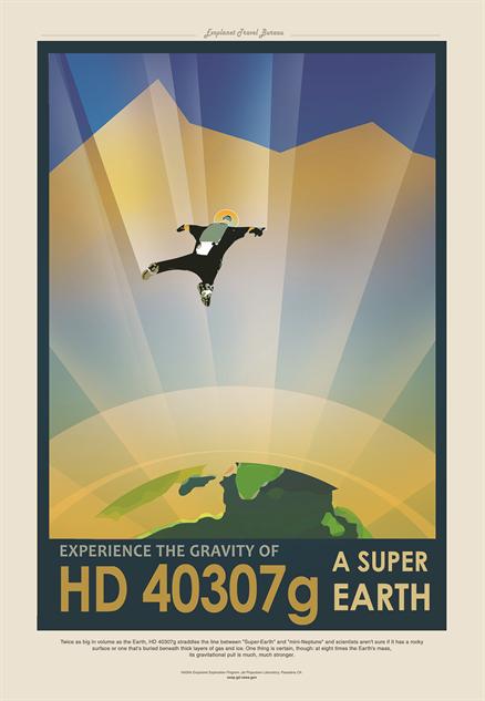nasa-jpl-posters hd40307g
