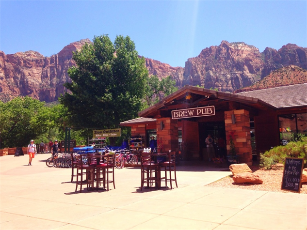 national-park-breweries- zion-brewpub