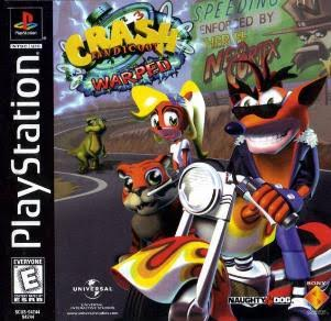 naughty-dog crash-bandicoot-wawrped