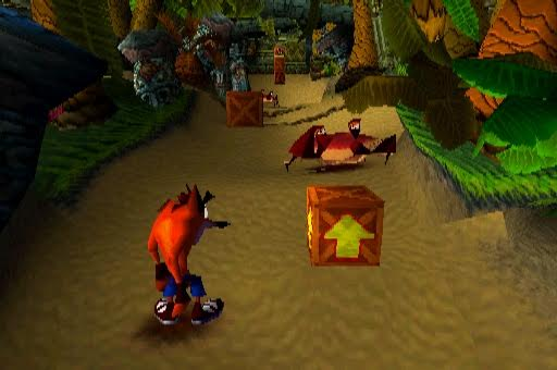 naughty-dog crash-bandicoot