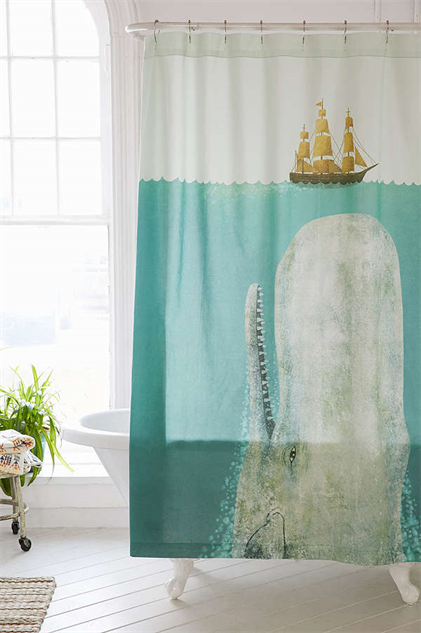 nautical-home-decor curtain