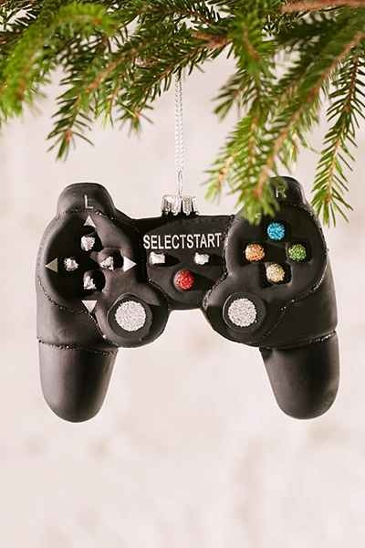 nerdy christmas ornaments to elevate your tree u0026 39 s style