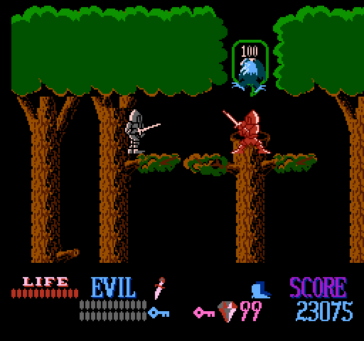30 games that need to be on the next nes classic edition for Wizards warriors