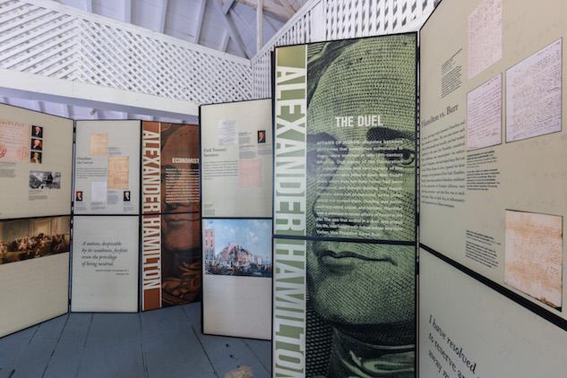 nevis-west-indies hamilton-exhibit-at-alexander-hamilton-museum--by-nevis-tour
