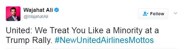 The Funniest New United Airlines Mottos on Twitter - Paste