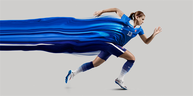 quality design 3c7dd 4d6fc New US Soccer Away Jersey, Modeled by Clint Dempsey and Alex ...