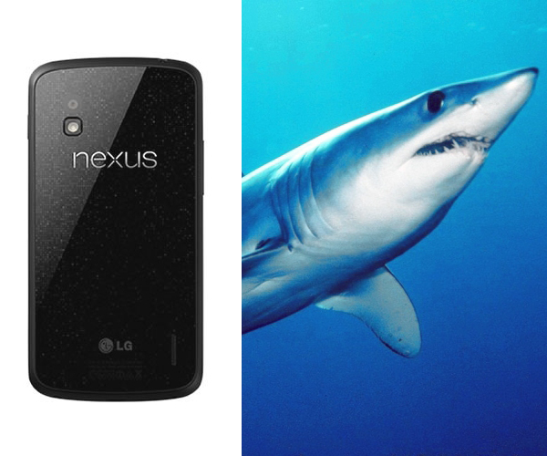 nexus-codenames nexus4-mako